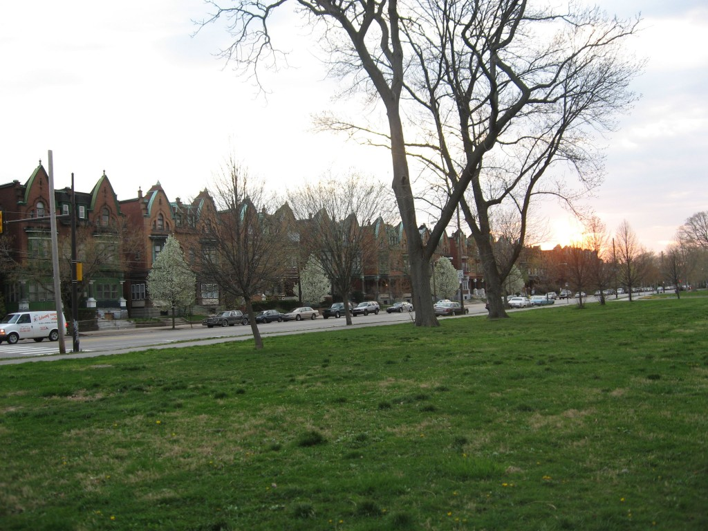 Parkside Neighborhood, West Fairmount Park-Centennial District, Philadelphia, Pennsylvania