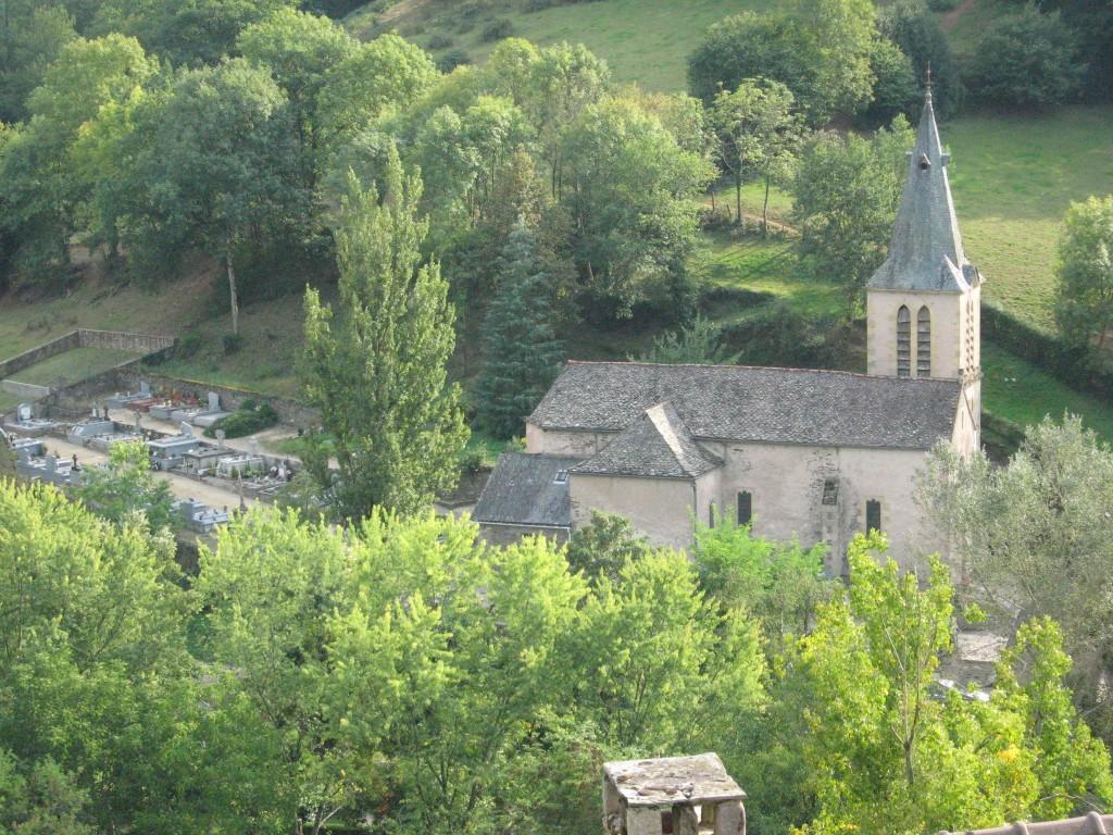 Belcastel, France
