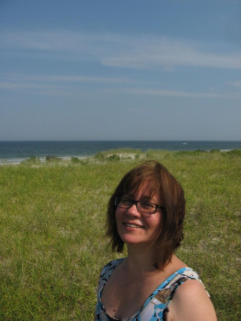 The Jersey shore, Island Beach, New Jersey