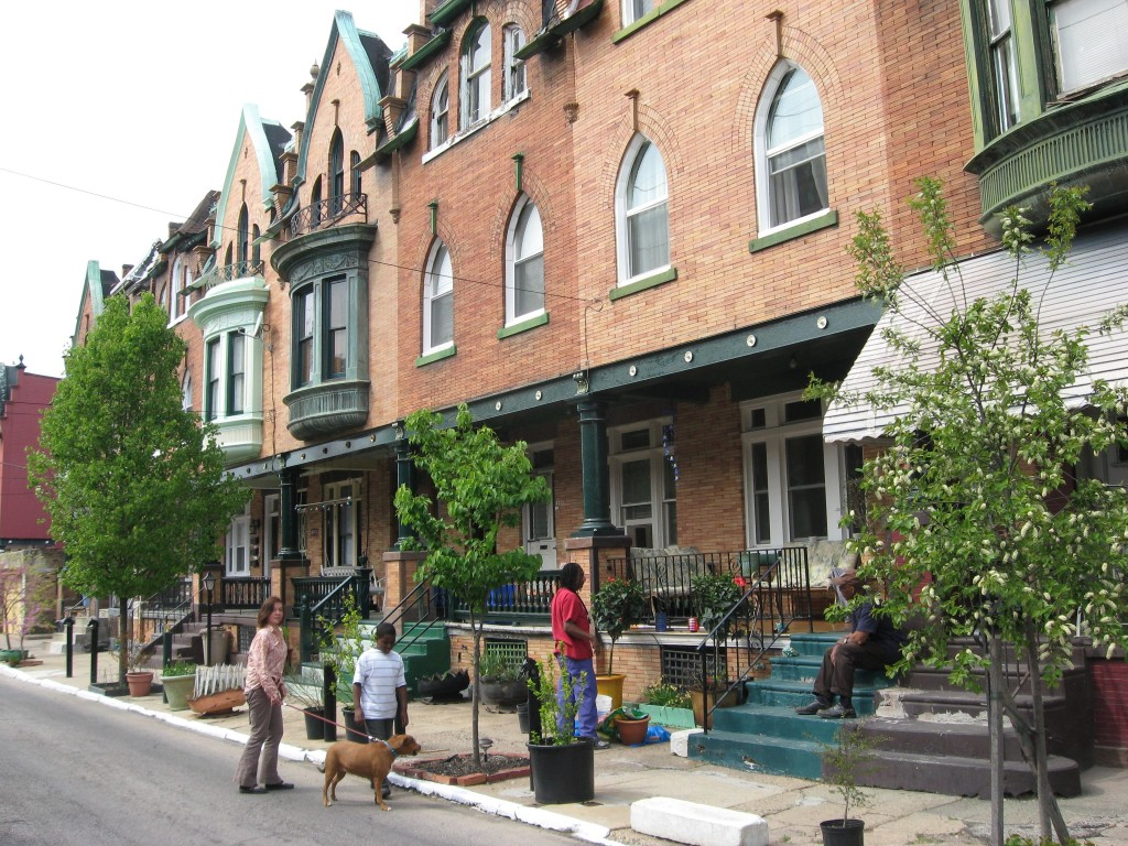 Viola Street, East Parkside, West Philadelphia, Pennsylvania