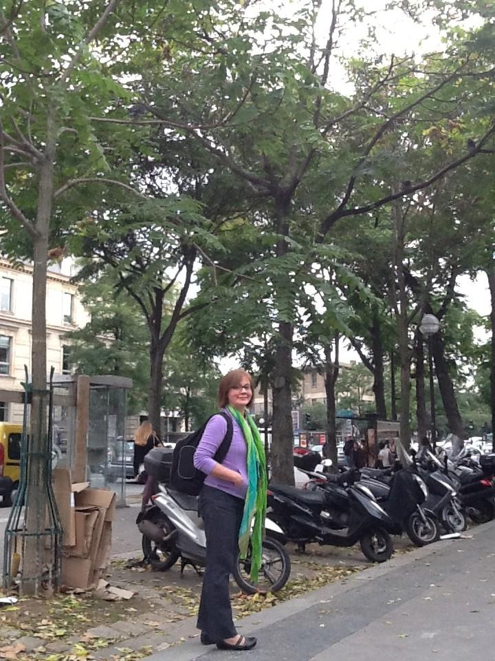 Tree of Heaven, Bd de L'Hopital, Paris France