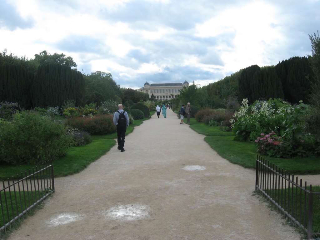 Jardin des Plantes, Paris France
