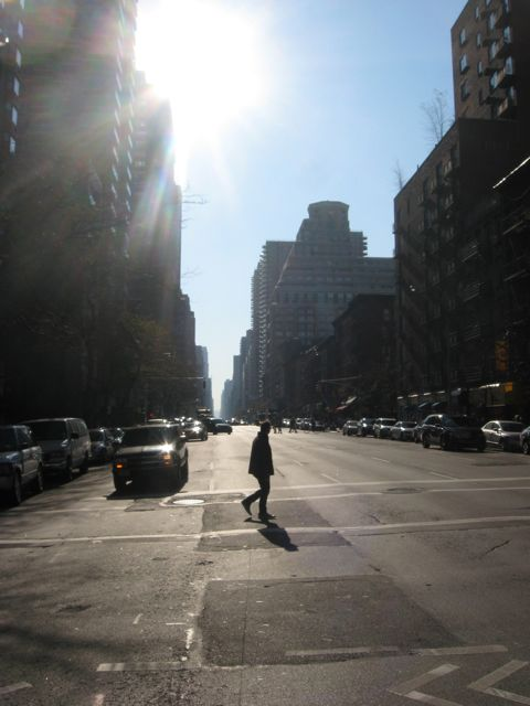Upper East Side of Manhattan