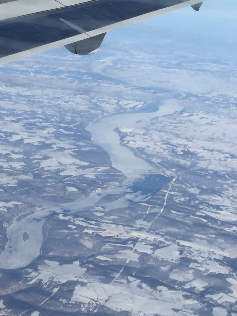 Lower Susquehanna on March 7, 2015